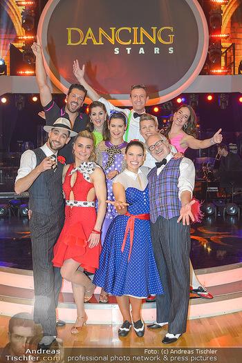 Dancing Stars - ORF Zentrum - Fr 12.04.2019 - Gruppenfoto verbliebene Dancing Stars7
