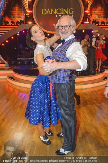Dancing Stars - ORF Zentrum - Fr 12.04.2019 - Conny KREUTER, Michael SCHOTTENBERG9