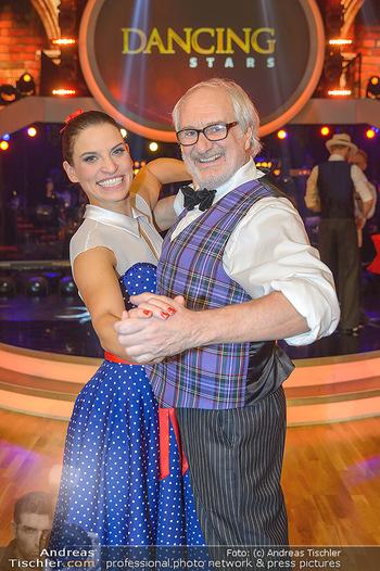 Dancing Stars - ORF Zentrum - Fr 12.04.2019 - Conny KREUTER, Michael SCHOTTENBERG10