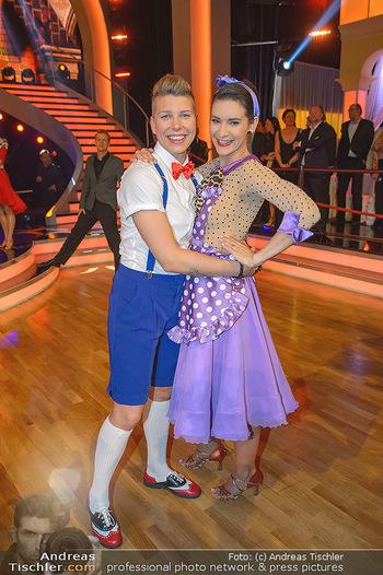 Dancing Stars - ORF Zentrum - Fr 12.04.2019 - Virginia ERNST, Alexandra SCHERIAU12