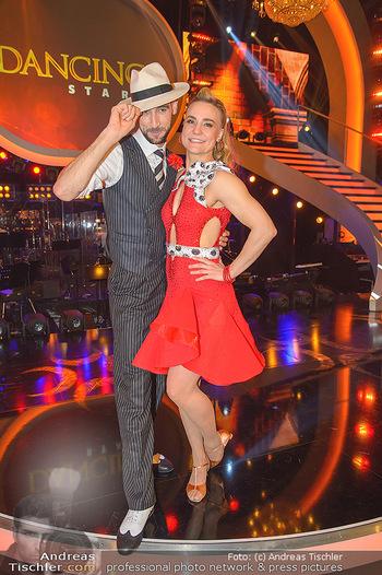 Dancing Stars - ORF Zentrum - Fr 12.04.2019 - Nicole WESNER, Dimitar STEFANIN15