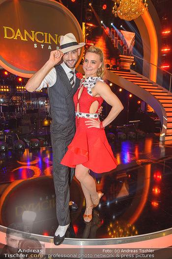 Dancing Stars - ORF Zentrum - Fr 12.04.2019 - Nicole WESNER, Dimitar STEFANIN16