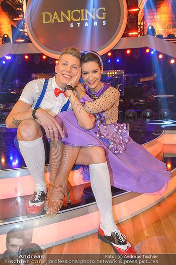 Dancing Stars - ORF Zentrum - Fr 12.04.2019 - Virginia ERNST, Alexandra SCHERIAU22