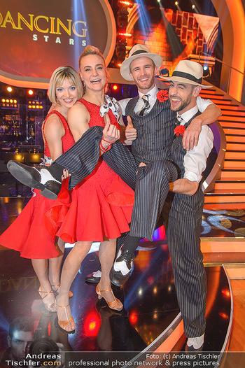 Dancing Stars - ORF Zentrum - Fr 12.04.2019 - Nicole WESNER, Dimitar STEFANIN, Peter HACKMAIR, Julia BURGHARDT23