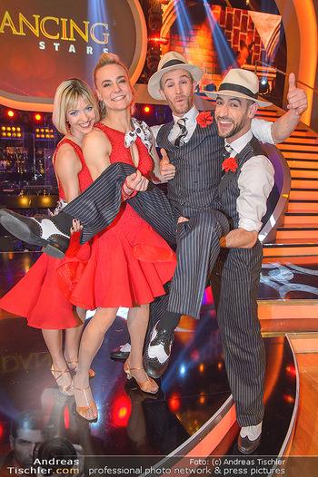 Dancing Stars - ORF Zentrum - Fr 12.04.2019 - Nicole WESNER, Dimitar STEFANIN, Peter HACKMAIR, Julia BURGHARDT24