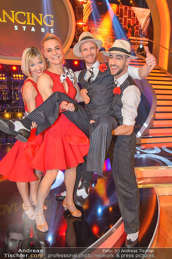 Dancing Stars - ORF Zentrum - Fr 12.04.2019 - Nicole WESNER, Dimitar STEFANIN, Peter HACKMAIR, Julia BURGHARDT25
