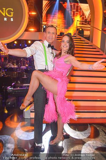 Dancing Stars - ORF Zentrum - Fr 12.04.2019 - Roswitha WIELAND, Stefan PETZNER30