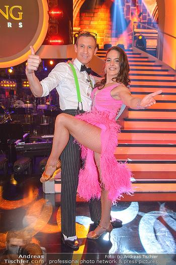 Dancing Stars - ORF Zentrum - Fr 12.04.2019 - Roswitha WIELAND, Stefan PETZNER32