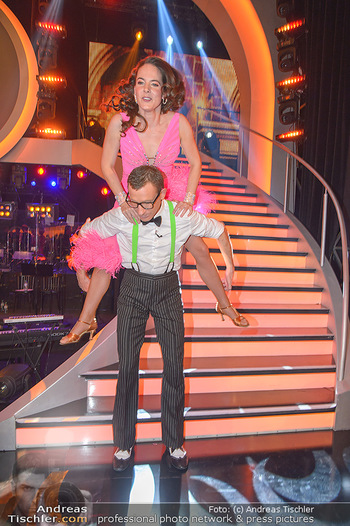 Dancing Stars - ORF Zentrum - Fr 12.04.2019 - Roswitha WIELAND, Stefan PETZNER37