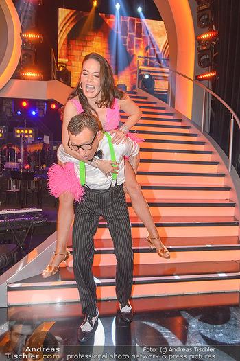 Dancing Stars - ORF Zentrum - Fr 12.04.2019 - Roswitha WIELAND, Stefan PETZNER38