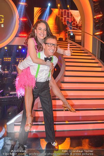 Dancing Stars - ORF Zentrum - Fr 12.04.2019 - Roswitha WIELAND, Stefan PETZNER41