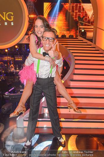 Dancing Stars - ORF Zentrum - Fr 12.04.2019 - Roswitha WIELAND, Stefan PETZNER42