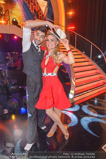 Dancing Stars - ORF Zentrum - Fr 12.04.2019 - Nicole WESNER, Dimitar STEFANIN44