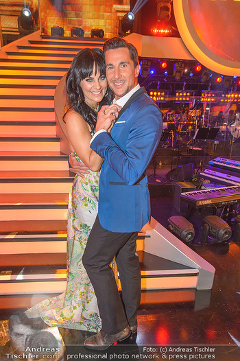 Dancing Stars - ORF Zentrum - Fr 12.04.2019 - Nicole BURNS-HANSEN, Balasz EKKER45