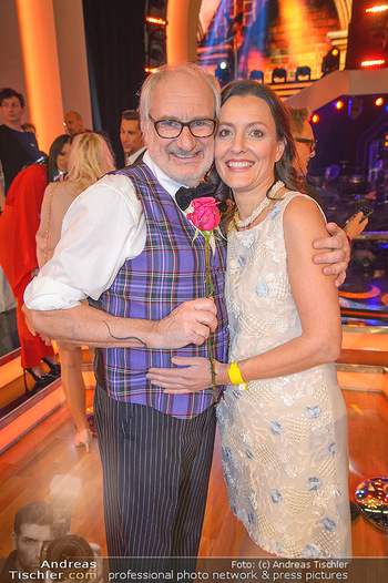 Dancing Stars - ORF Zentrum - Fr 12.04.2019 - Michael SCHOTTENBERG mit Freundin Claire54
