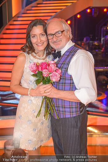 Dancing Stars - ORF Zentrum - Fr 12.04.2019 - Michael SCHOTTENBERG mit Freundin Claire56