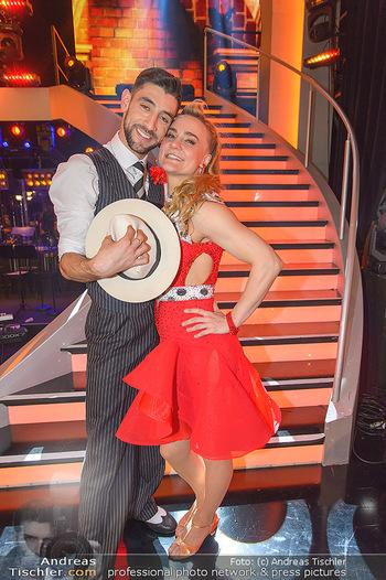 Dancing Stars - ORF Zentrum - Fr 12.04.2019 - Nicole WESNER, Dimitar STEFANIN60