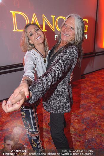 Dancing Stars - ORF Zentrum - Fr 12.04.2019 - WATERLOO Hansi KREUZMAYR mit Ehefrau Andrea65