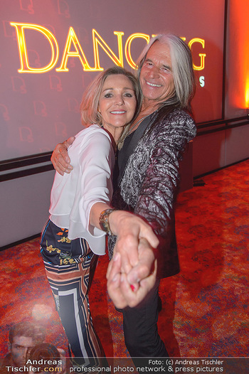 Dancing Stars - ORF Zentrum - Fr 12.04.2019 - WATERLOO Hansi KREUZMAYR mit Ehefrau Andrea66