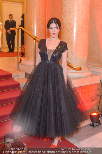 Romy Gala - Red Carpet - Hofburg Wien - Sa 13.04.2019 - Daniela GOLPASHIN32