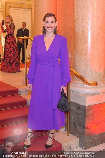 Romy Gala - Red Carpet - Hofburg Wien - Sa 13.04.2019 - Christiane PAUL36