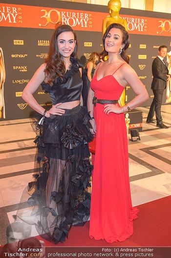 Romy Gala - Red Carpet - Hofburg Wien - Sa 13.04.2019 - Marie Luise SCHÜTZ, Kimberly BUDINSKY38
