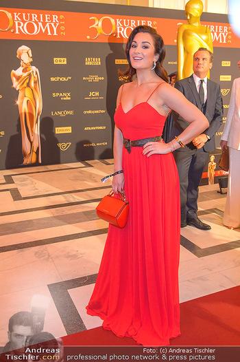 Romy Gala - Red Carpet - Hofburg Wien - Sa 13.04.2019 - Marie Luise SCHÜTZ39