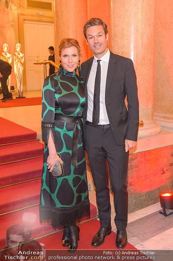 Romy Gala - Red Carpet - Hofburg Wien - Sa 13.04.2019 - Franziska WEISZ, Felix HERZOGENRATH40