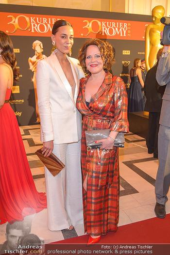 Romy Gala - Red Carpet - Hofburg Wien - Sa 13.04.2019 - Edita MALOVCIC, Eva SPREITZHOFER46