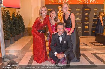 Romy Gala - Red Carpet - Hofburg Wien - Sa 13.04.2019 - Nina KRAFT, Kristina INHOF, Alina ZELLHOFER, Lukas SCHWEIGHOFER83