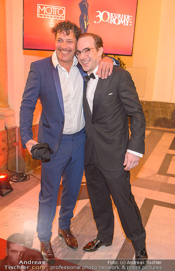 Romy Gala - Red Carpet - Hofburg Wien - Sa 13.04.2019 - Florian TEICHTMEISTER, Gregor BLOEB111