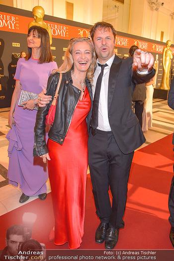 Romy Gala - Red Carpet - Hofburg Wien - Sa 13.04.2019 - Kathrin ZECHNER, Philipp HOCHMAIR115