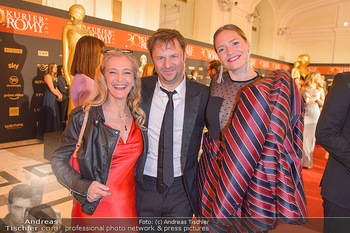 Romy Gala - Red Carpet - Hofburg Wien - Sa 13.04.2019 - Kathrin ZECHNER, Philipp HOCHMAIR, Patricia AULITZKY116
