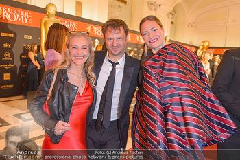 Romy Gala - Red Carpet - Hofburg Wien - Sa 13.04.2019 - Kathrin ZECHNER, Philipp HOCHMAIR, Patricia AULITZKY117
