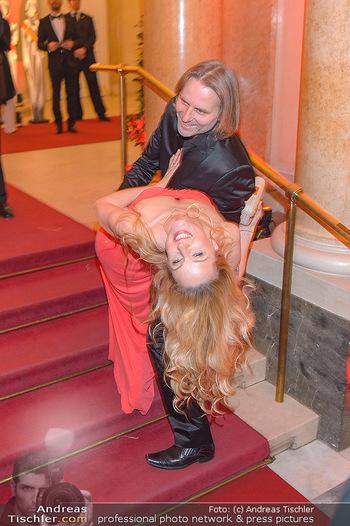 Romy Gala - Red Carpet - Hofburg Wien - Sa 13.04.2019 - Lilian KLEBOW, Erich ALTENKOPF151