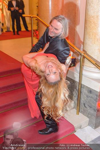 Romy Gala - Red Carpet - Hofburg Wien - Sa 13.04.2019 - Lilian KLEBOW, Erich ALTENKOPF152