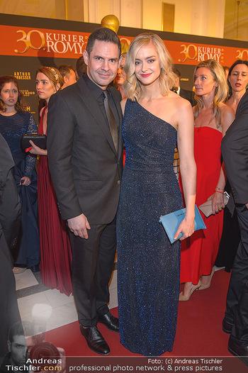 Romy Gala - Red Carpet - Hofburg Wien - Sa 13.04.2019 - Manuel WITTING, Pia STRAUSS176