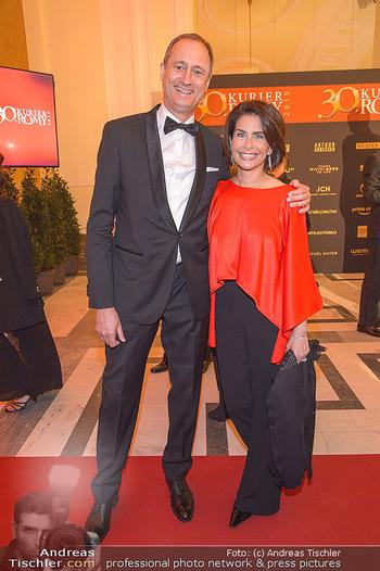 Romy Gala - Red Carpet - Hofburg Wien - Sa 13.04.2019 - Andreas und Sonja KATO-MAILATH-POKORNY185