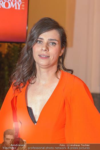 Romy Gala - Red Carpet - Hofburg Wien - Sa 13.04.2019 - Nora TSCHIRNER (Portrait)197