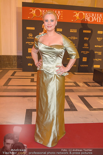 Romy Gala - Red Carpet - Hofburg Wien - Sa 13.04.2019 - Katharina STRASSER STRAßER211