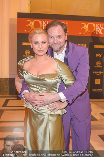 Romy Gala - Red Carpet - Hofburg Wien - Sa 13.04.2019 - Katharina STRASSER STRAßER, Thomas STIPSITS213