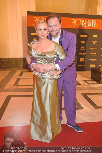Romy Gala - Red Carpet - Hofburg Wien - Sa 13.04.2019 - Katharina STRASSER STRAßER, Thomas STIPSITS214