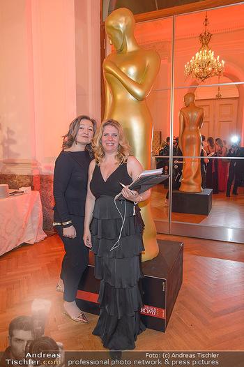 Romy Gala - Party - Hofburg Wien - Sa 13.04.2019 - Gertraud AUINGER-OBERZAUCHER, Petra SCHNEIDER (Leitner)25