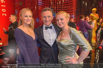 Romy Gala - Party - Hofburg Wien - Sa 13.04.2019 - Katharina STRASSER (STRAßER), Andi KNOLL, Mirjam WEICHSELBRAUN 31