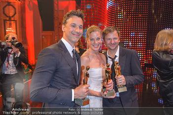 Romy Gala - Party - Hofburg Wien - Sa 13.04.2019 - Florian David FITZ, Marie BÄUMER, Philipp HOCHMAIR33