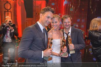 Romy Gala - Party - Hofburg Wien - Sa 13.04.2019 - Florian David FITZ, Marie BÄUMER, Philipp HOCHMAIR34