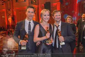 Romy Gala - Party - Hofburg Wien - Sa 13.04.2019 - Florian David FITZ, Alina ZELLHOFER, Philipp HOCHMAIR36