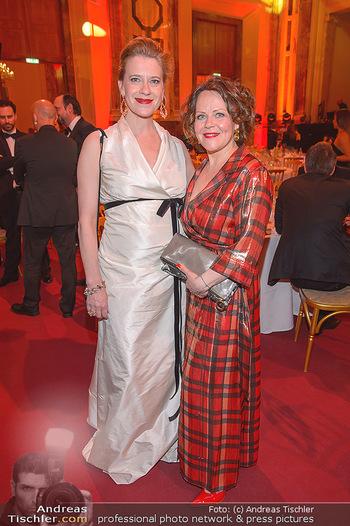 Romy Gala - Party - Hofburg Wien - Sa 13.04.2019 - Caroline PETERS, Eva SPREITZHOFER39