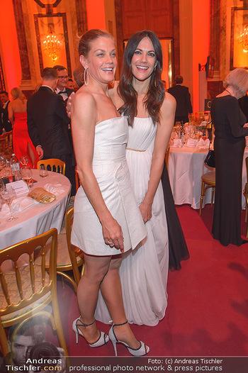 Romy Gala - Party - Hofburg Wien - Sa 13.04.2019 - Marie BÄUMER, Bettina ZIMMERMANN41