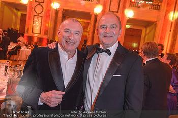 Romy Gala - Party - Hofburg Wien - Sa 13.04.2019 - Rudi JOHN, Herbert PROHASKA47